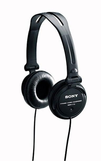 Sony Mdr-V150 - Black