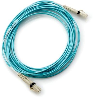 HP Optisk fiberkabel LC/UPC LC/UPC OM3 5m 5m