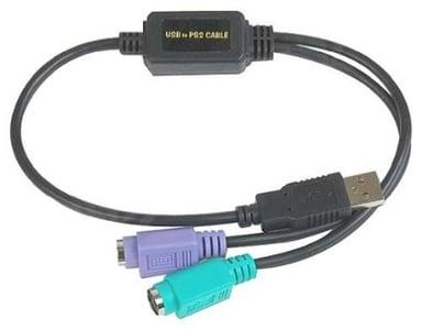 Datalogic Adapter Adp203 PS2 Till USB