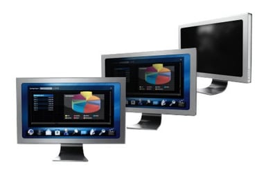 """3M Privacy Filter for 24"""" Widescreen Monitor (16:10) 24"""" breed 16:10"""