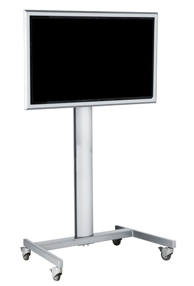 SMS Flatscreen FH MT2000 Silver Floorstand
