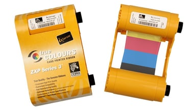 Zebra Fargebånd Color YMCKO 200 Utskrifter - ZXP Series 3 null