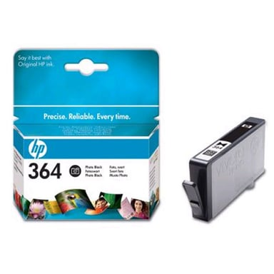 HP Bläck Foto Svart No.364 PS D5460