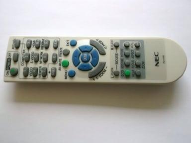 NEC Fjernkontroll RD-448E - M260-350X/V230X
