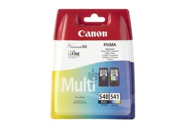 Canon Inkt Multipack PG-540/CL-541 - MG2150/3150/3650