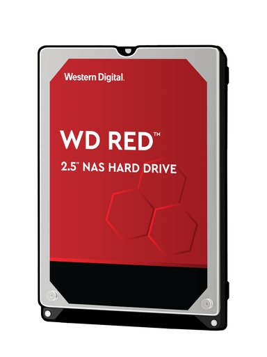 WD Red 1TB 2.5""