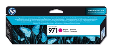 HP Blekk Magenta No.971 2.5K - OfficeJet Pro X451/X551/X476 X576