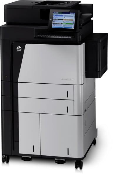 HP LaserJet Enterprise Flow M830Z MFP null