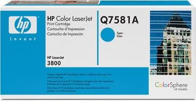 HP Toner Cyan 503A 6K - Q7581A