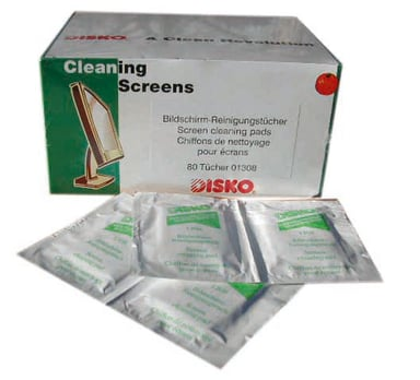 Disko Cleaning - Glass 80-Pack