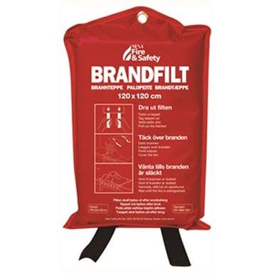 Nexa Fire Blanket BF-1212 Red 120x120cm