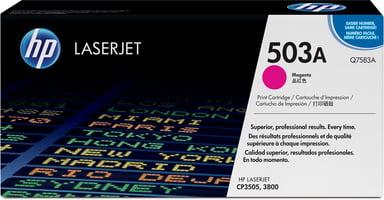 HP Toner Magenta 503A 6K - Q7583A
