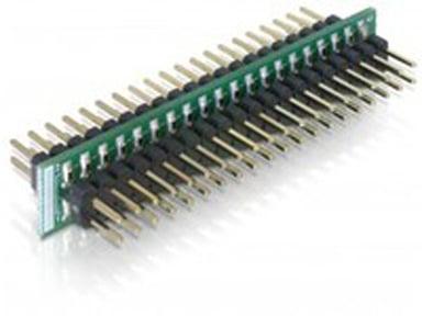 Delock Adapter 40 pin IDC Hane 40 pin IDC Hane