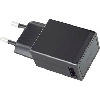Deltaco Power Adapter 230V - 5V 2.1A Black