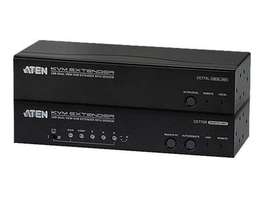 Aten CE 775 Local and Remote Units