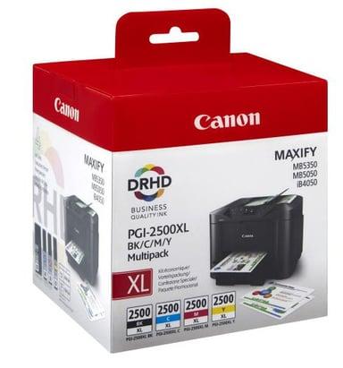 Canon Blekk Multipack PGI-2500XL BK/C/M/Y