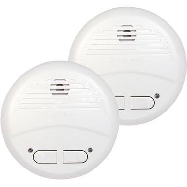 Nexa Fire Alarm Wireless Optic 2-Pack