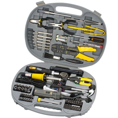 Sprotek Tool Kits For Computers/Accessories 145 Pcs Gray
