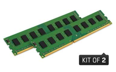 Kingston ValueRAM 8GB 8GB 1,600MHz DDR3L SDRAM DIMM 240-pin