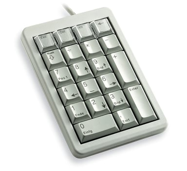 Cherry Keypad G84-4700 Langallinen Saksa Harmaa