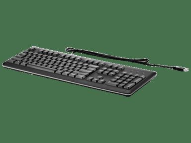 HP Standard USB tangentbord Svenska