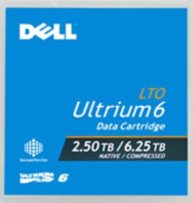 Dell 5 x LTO Ultrium 6 LTO Ultrium 5stuks