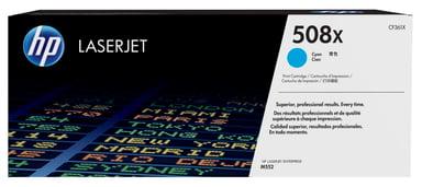 HP Toner Cyan 508X 9.5K - CF361X