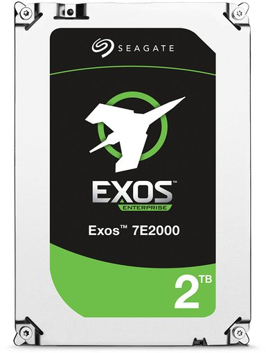 "Seagate Exos 7E2000 4KN 2Tt 2.5"" Serial Attached SCSI 3"