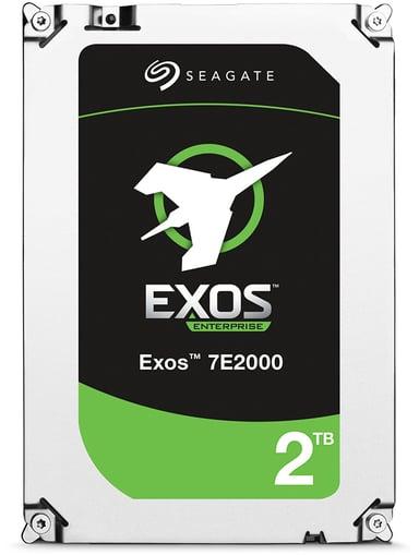 """Seagate Exos 7E2000 ST2000NX0263 2TB 2.5"""" Serial Attached SCSI 3"""