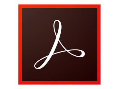 Adobe Acrobat Pro DC 2015 Oppgraderingslisens