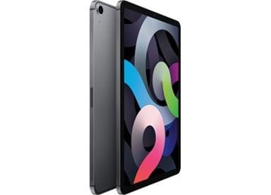 "Apple iPad Air 4th gen (2020) WiFi + Cellular 10.9"" A14 Bionic 64GB Rymdgrå"