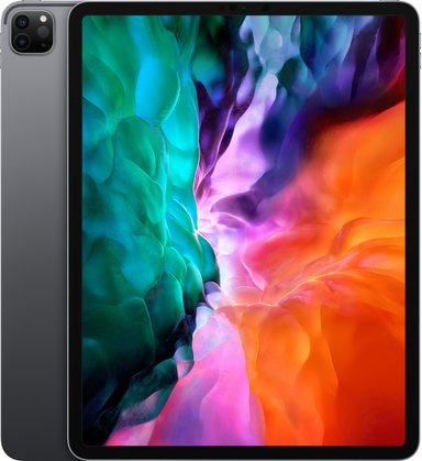 "Apple iPadPro Wi-Fi (2020) 12.9"" A12Z Bionic 256GB Avaruuden harmaa"