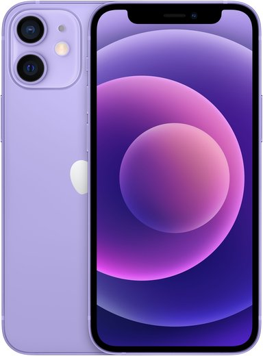 Apple iPhone 12 mini 64GB Violetti