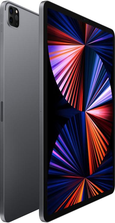 """Apple iPad Pro 12.9' Wi-Fi (2021) 12.9"""" M1 512GB Romgrå"""