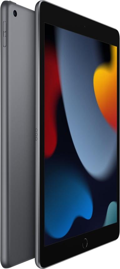 """Apple iPad Gen 9 (2021) Wi-Fi 10.2"""" A13 Bionic 64GB Romgrå"""