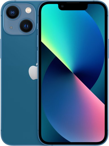 Apple iPhone 13 Mini 256GB Blå