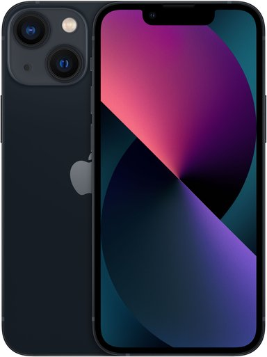 Apple iPhone 13 Mini 256GB Keskiyö