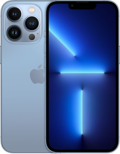 Apple iPhone 13 Pro 128GB Sierrablå