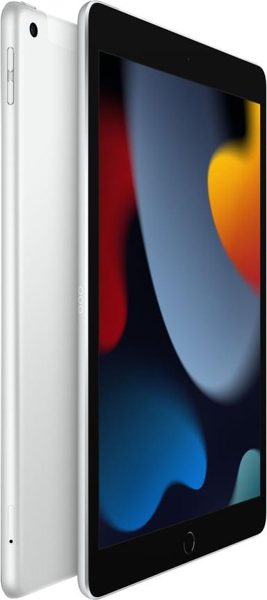 """Apple IPad Gen 9 (2021) Wi-Fi + Cellular 10.2"""" A13 Bionic 64GB Sølv"""