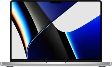 "Apple MacBook Pro (2021) Sølv M1 Pro 16GB 1024GB 14.2"""