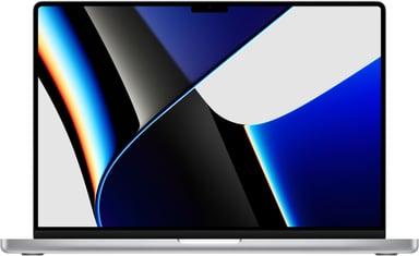 "Apple MacBook Pro (2021) Sølv M1 Max 32GB 1024GB 16.2"""