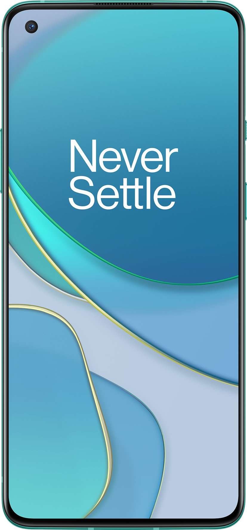 OnePlus 8T 256GB Dobbelt-SIM Akvamaringrønn