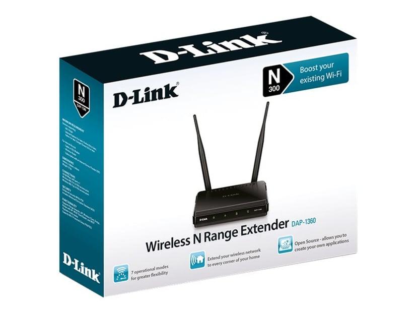 D-Link Wireless N Access Point DAP-1360