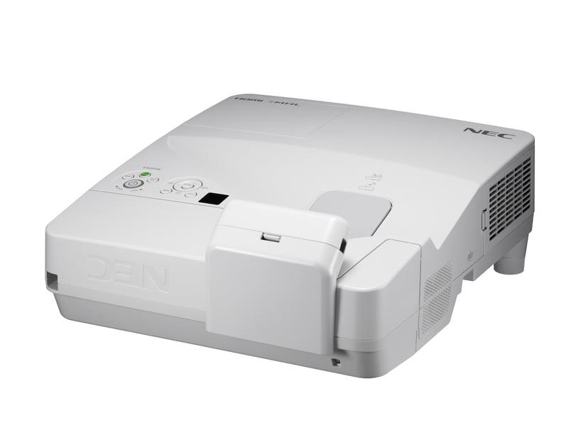 NEC UM351Wi WXGA Ultra Short Throw Touch Inkl Väggfäste