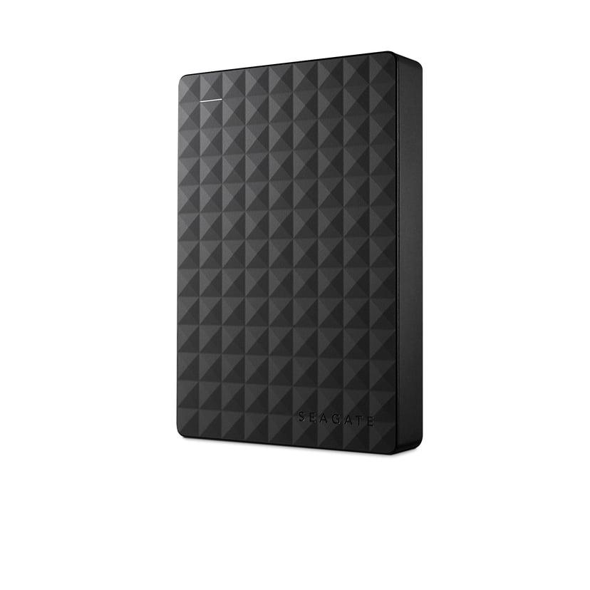 Seagate Expansion Portable 0.5TB Svart