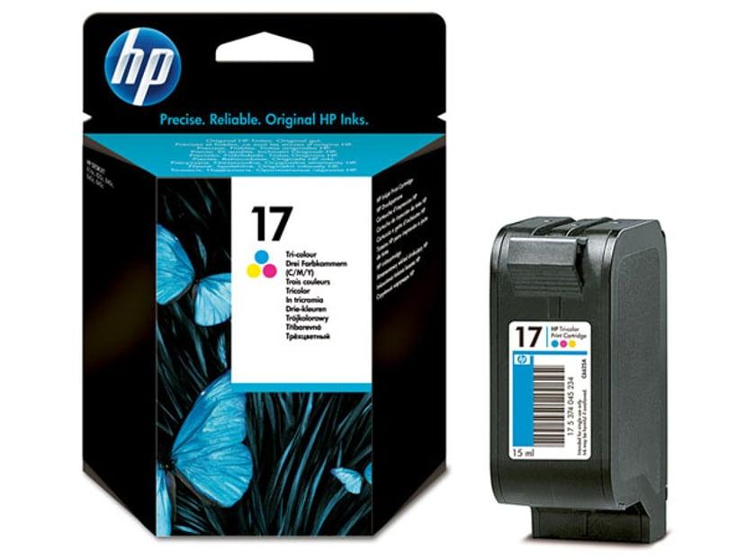 HP Blekk Farge No.17, DJ 840C