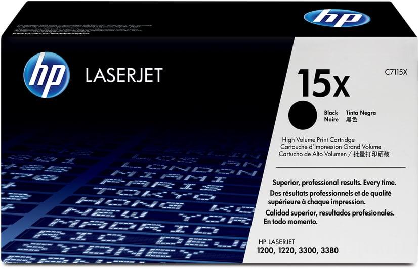 HP Toner Sort 3.5K - C7115X