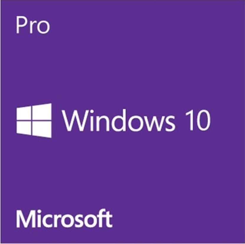 Microsoft Windows 10 Pro 64-bit Sve OEM