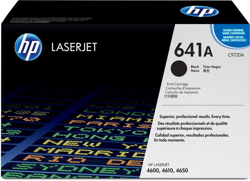HP Värikasetti Musta - CLJ 4600/4650