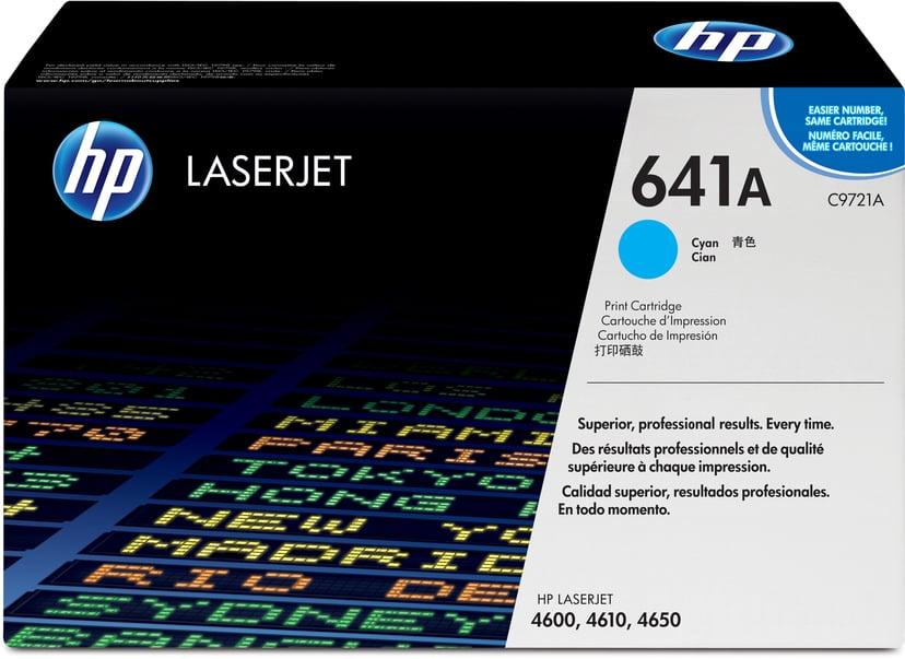 HP Värikasetti Syaani - C9721A